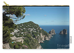 Faraglioni Rocks Capri  Carry-all Pouch