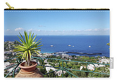 Capri Italy Carry-all Pouch