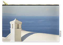 Carry-all Pouch featuring the photograph Capri by Silvia Bruno