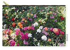 Capri Street Scene Garden Carry-all Pouch