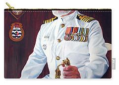 Capt John Lamont Carry-all Pouch