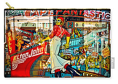 Captain Fantastic - Pinball Carry-all Pouch