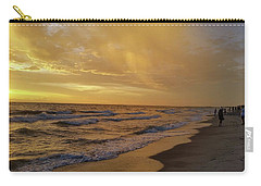 Captiva Sunset Watchers Carry-all Pouch