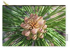 Captivating Pine Carry-all Pouch