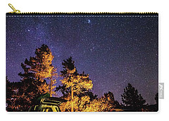 Car Camping Carry-all Pouch by Alpha Wanderlust