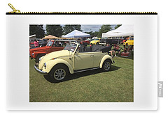 Carry-all Pouch featuring the photograph Car Show by Aaron Martens