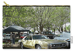 Car Show Saturday Carry-all Pouch by Jack Pumphrey