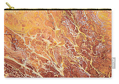 Caramel Swirl Carry-all Pouch