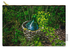 Carboy In A Basket Carry-all Pouch