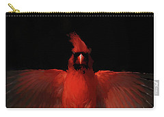 Cardinal Drama Carry-all Pouch