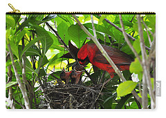 Cardinals Chowtime Carry-all Pouch