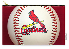 Cardinals Carry-all Pouch by Steve Stuller