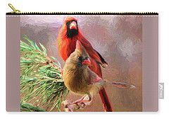 Cardinals2 Carry-all Pouch