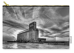 Cargill Sunset In B/w Carry-all Pouch
