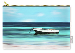 Caribbean Dream Boat Carry-all Pouch