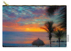 Caribbean Dreams Carry-all Pouch