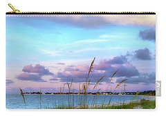 Caribbean Dunes Carry-all Pouch