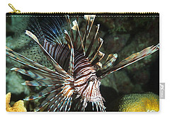 Caribbean Lion Fish Carry-all Pouch