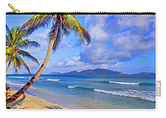 Caribbean Paradise Carry-all Pouch