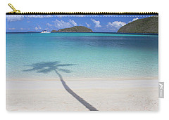 Caribbean Shadow Carry-all Pouch