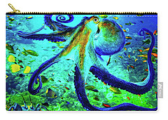 Caribbean Tropical Reef Carry-all Pouch