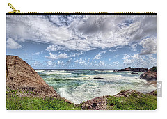 Caribbean Waves Carry-all Pouch