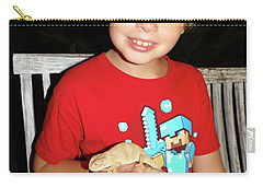 Caring For Chameleons 1 Carry-all Pouch