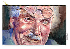 Carl Gustav Jung Portrait Carry-all Pouch