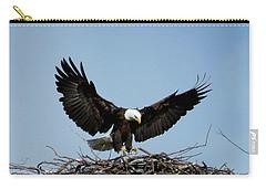 Cape Vincent Eagle Carry-all Pouch
