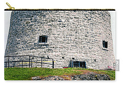 Carleton Martello Tower Carry-all Pouch