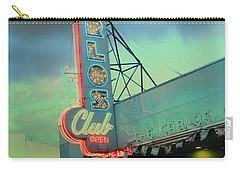 Carlos Club Carry-all Pouch by Kathleen Grace