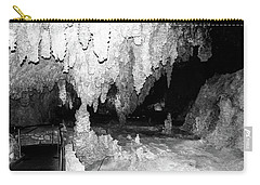 Carlsbad Cavern Walkway Carry-all Pouch by James Gay