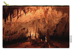 Carry-all Pouch featuring the photograph Carlsbad Caverns 2 by Marie Leslie