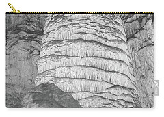 Carlsbad Stalagmite Carry-all Pouch by James Gay