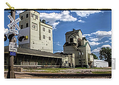 Carlton Michigan Feed Mill Carry-all Pouch