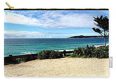 Carmel By The Sea Carry-all Pouch