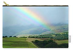 Carmel Valley Rainbow Carry-all Pouch