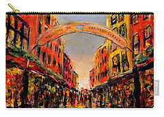 Carnaby Street London Carry-all Pouch