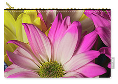 Carry-all Pouch featuring the photograph Carnations by Ester Rogers