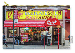 Carnegie Deli Carry-all Pouch