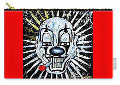 Carnival Clown Carry-all Pouch
