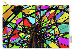 Carnival Colors 2 Carry-all Pouch