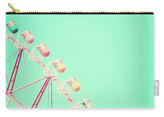 Carry-all Pouch featuring the photograph Carnival by Delphimages Photo Creations