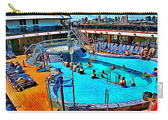 Carnival Pride Pool Carry-all Pouch