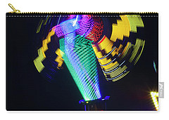 Carnival Ride In Motion, The Texas State Fair Carry-all Pouch