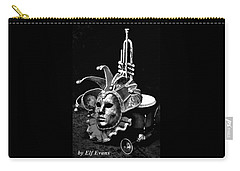 Carry-all Pouch featuring the photograph Carnival Time by Elf Evans