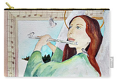 Carol Of The Birds Carry-all Pouch
