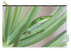 Carolina Anole Carry-all Pouch