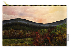 Carolina Fall Carry-all Pouch