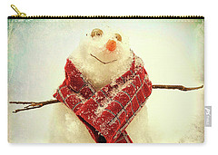 Carolina Snowman Carry-all Pouch